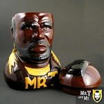 mr t cookie jar design image