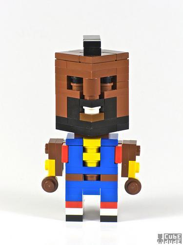mr t lego cubedue design image