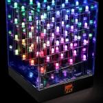 multi-color animated LED lights