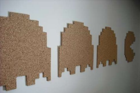 pac man with cork
