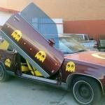 pacman car mod geek design 2