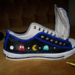 pacman converse shoes