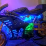 pocketbike pc mod design