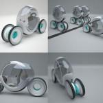 revolute electric vehicle concept