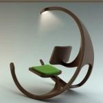 rocking wheel chair 3