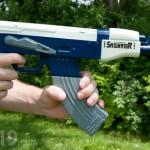 saturator AK-47 Automatic Water Gun
