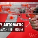saturator AK-47 Water Gun