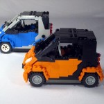 smart car lego design image