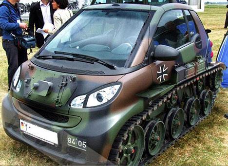 batmobile smart car design images 1