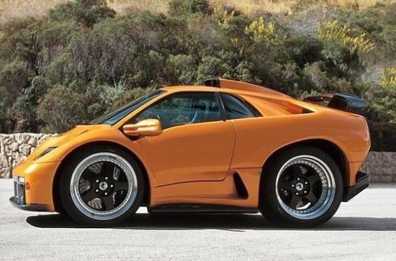 smart lamborghini car design image 1