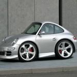 smart porsche car design image 1