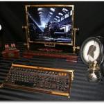 steampunk mac mini mod design