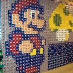 super mario bros soda can art image 2