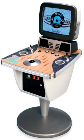 Arcade Bowling Game