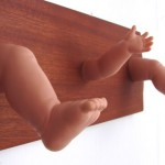 Baby Limbs Hooktastic Coat and Key Rack
