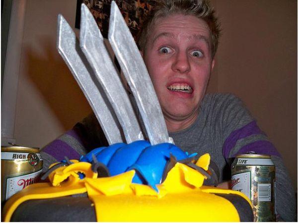 Wolverine Cake 2