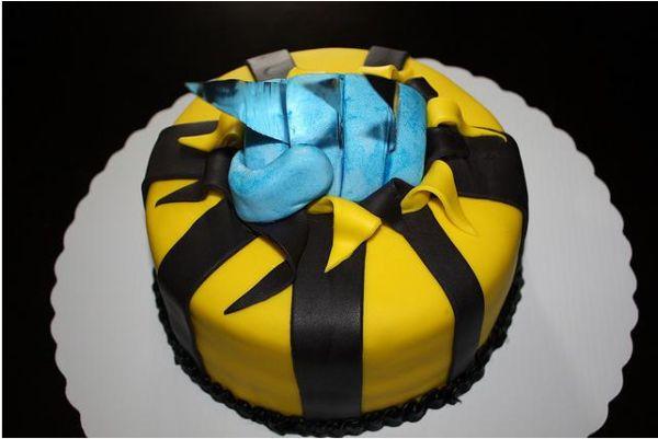 Wolverine Cake 1
