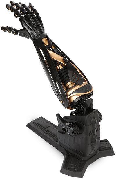 Darth Vaders robotic arm