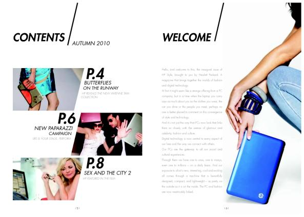 hp paparazzi campaign notebooks image