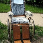Hairy Wheelchair