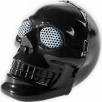 Human Skull USB MP3 Player with Speaker 2