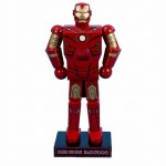 Iron Man Nutcracker