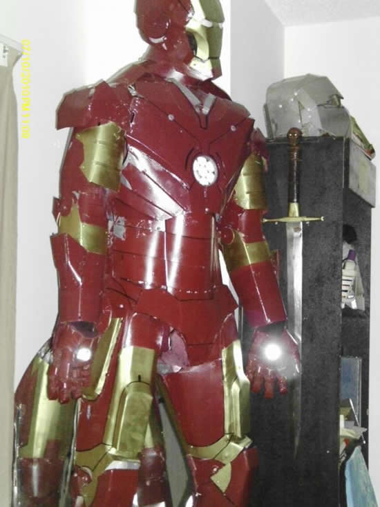 IronMan suit 1