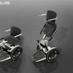 P'gasus Wheelchair