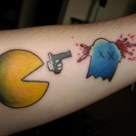Pac_Man_Tattoo_by_mbrinton