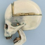 Skull Pocket Watch 2