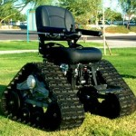 Tank Chair Mod