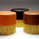 The Brush Table and Stool