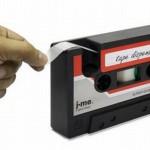 The Cassette as a Tape Dispenser