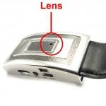 The Spy Camera Belt Buckle