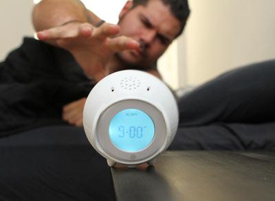 Tocky Rolling Ball Alarm Clock
