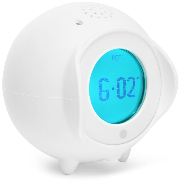 Tocky Rolling Ball Alarm Clock