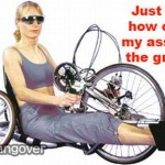 Wheelchairs with Bike Attachments