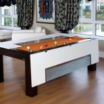 dinning table cum billiards table5