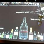 geek bars restaurants clo wine bar touchscreen bar 32