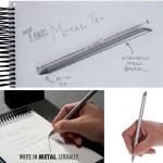 inkless-metal-pen-design