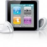 ipod nano multitouch screen