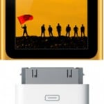 ipod nano multitouch screen size