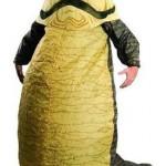 sleeping bag jabba the hut theme