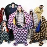 sleeping bag sealpelt theme