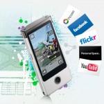 sony bloggie touch cam
