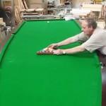 speedboat pool table