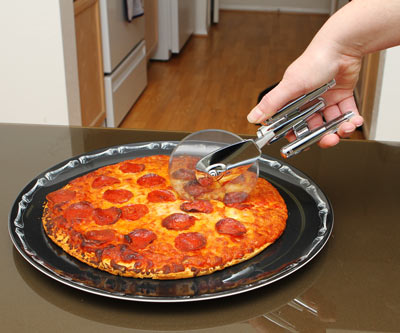 star trek enterprise pizza cutter product