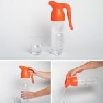 water bottle pouring gadget deszign