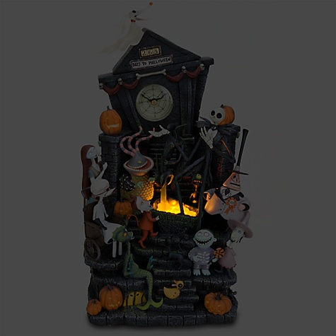 Nightmare Clock