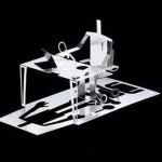 3D metal card 3